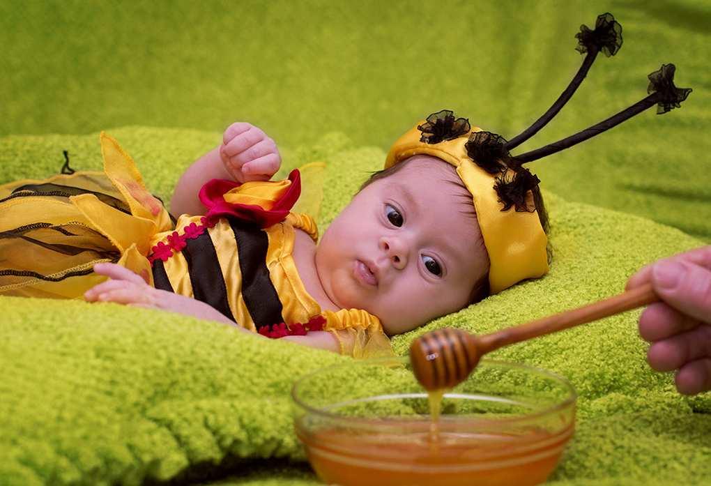 Ποιοτικό μέλι για βρέφη